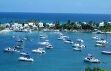 Bahamas Sailing yacht